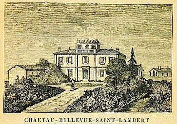 bellevue saint-lambert