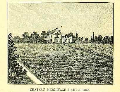 hermitage haut brion