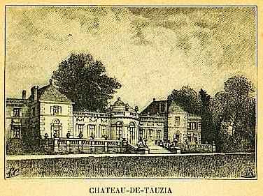 chateau de tauzia à gradignan