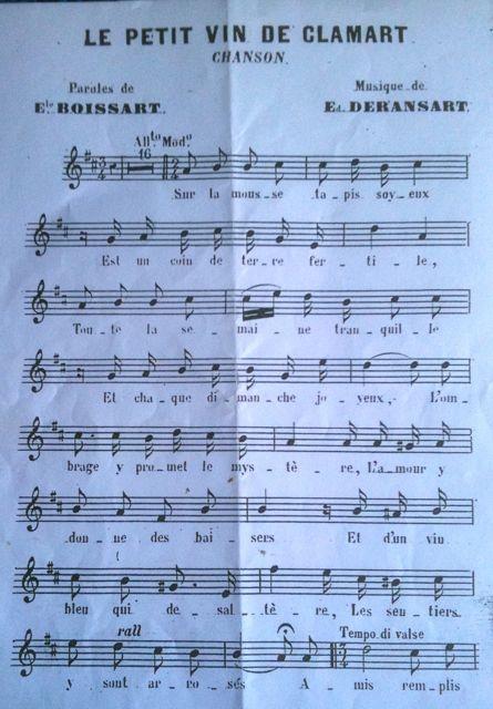 chansonclamart