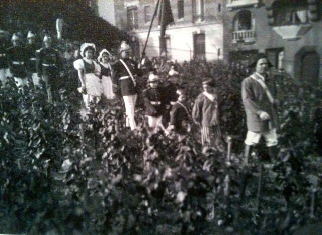 vendanges 1941 à montmartre