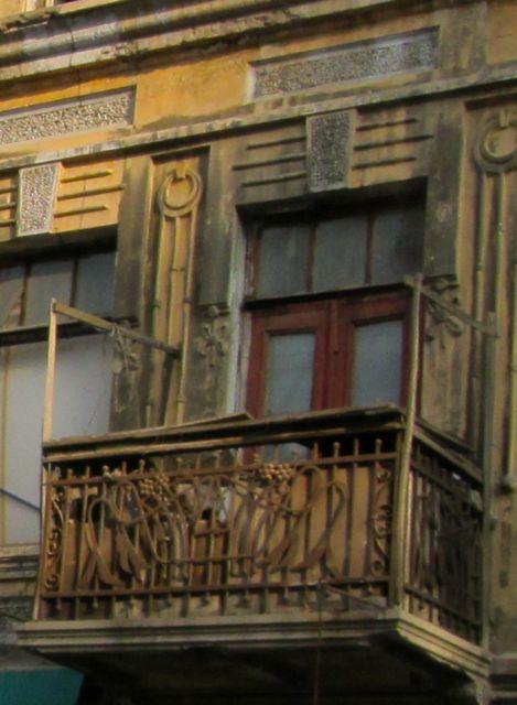 balcon de Harbin (début 20eme siècle)