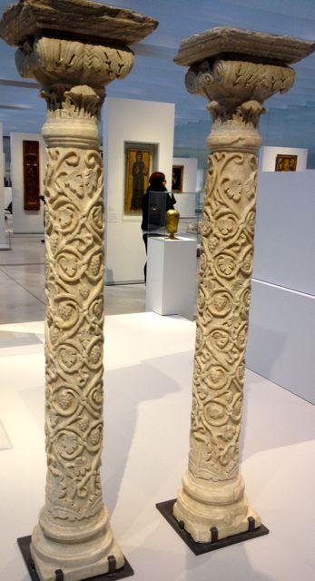 deux colonnes