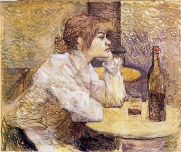absinthe, de degas