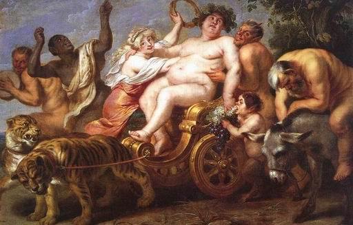 Cornelis_de_VosTriomphedeBacchus