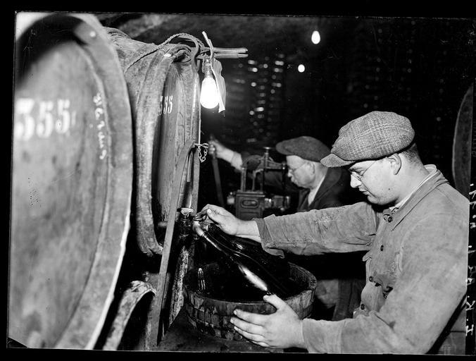 misenbouteillesbourgogne1932
