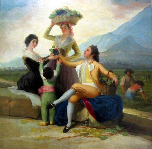 L_Automne_ou_les_Vendanges_Francisco_de_Goya