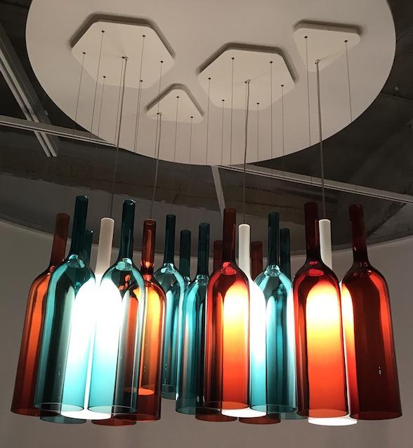 bouteillescolorées