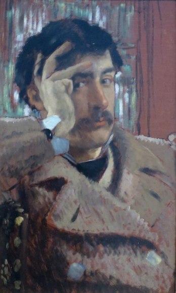 autoportrait (1865)